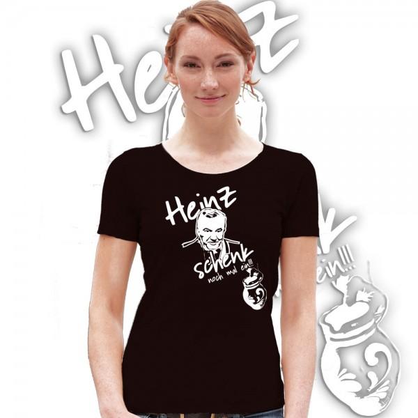 Heinz, schenk noch mal ein - Frauen T-Shirt
