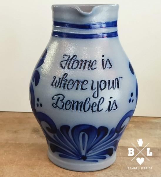 Bembel Home is where your Bembel is Cider Mug