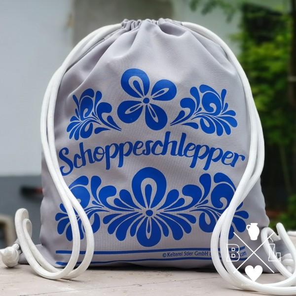 Turnbeutel Rucksack Tasche Schoppeschlepper