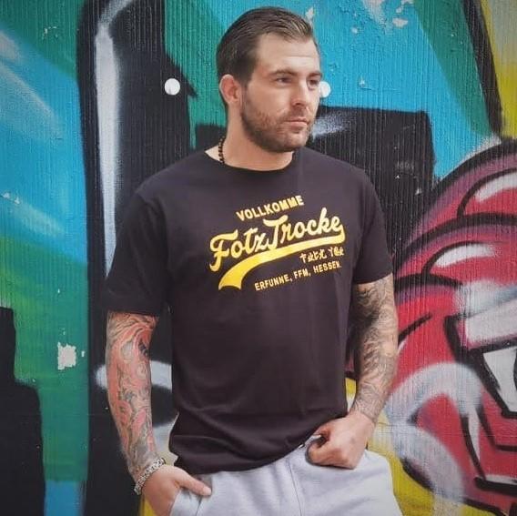 FotzTrocke Männer Shirt