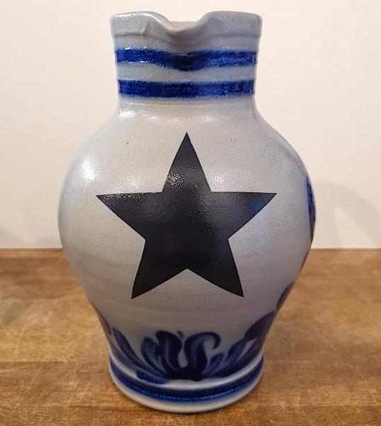 Bembel 1,0 Liter - Bembel Black Star