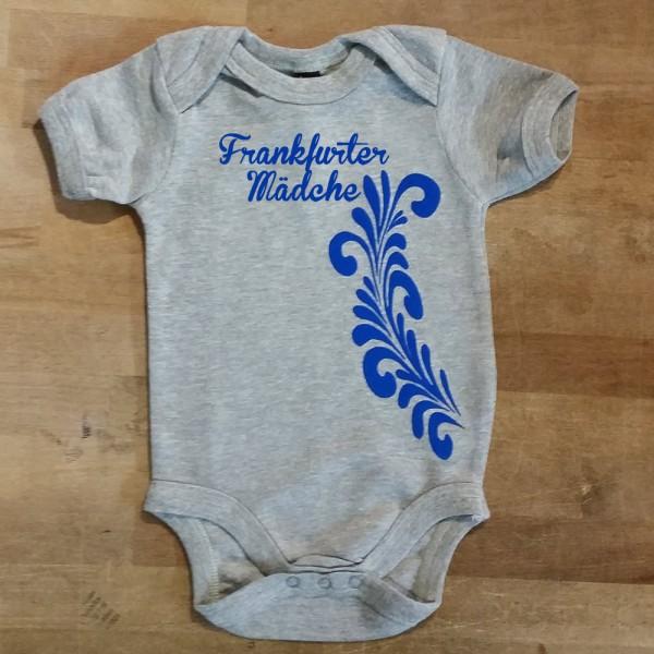 Babystrampler Frankfurter Mädche