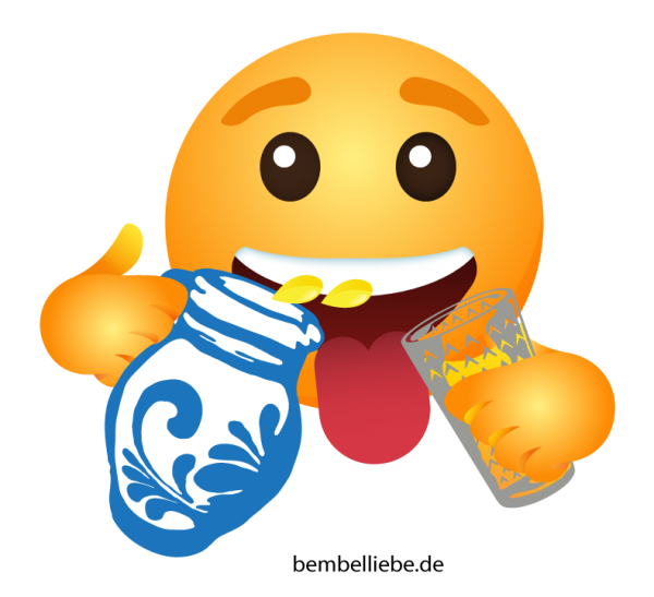 Bembelliebe-bembel-emoji